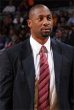 Adrian Griffin basketball