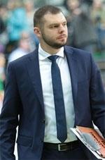 Artur Gronek basketball