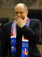 Igor Grudin basketball