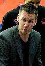 Jesper Gustavsson basketball