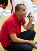 Enrique Gutierrez basketball