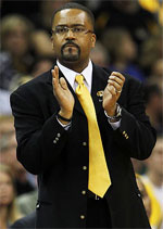 Frank Haith basketball