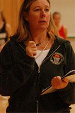 Ellen Hamremoen basketball