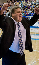 Kevin Hanson basketball