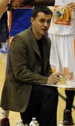 Mickael Hay basketball