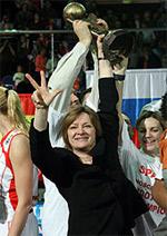 Natalia Hejkova basketball