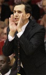 Mitch Henderson basketball