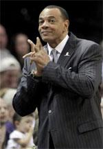 Lionel Hollins basketball