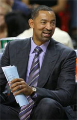 Juwan Howard basketball