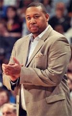 Melvin Hunt basketball