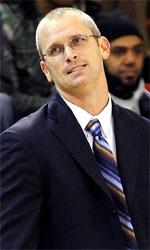 Danny Hurley basketball