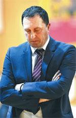 Branislav Ignjatovic basketball