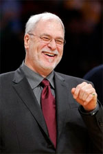 Phil Jackson basketball