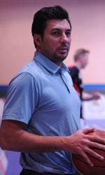 Kamran Jamshidvand basketball