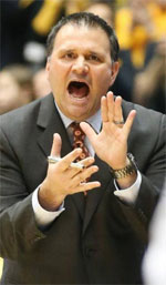 Chris Jans basketball