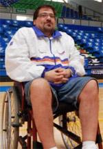 Daniel Jaule basketball