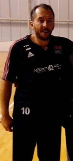 Dejan Jevtic basketball
