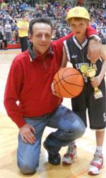 Milinko Jelovac basketball