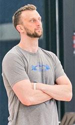 Connor Johnson basketball