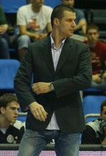 Vladimir Jovanovic basketball