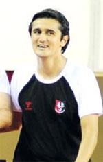 Mehmet Kabaran basketball
