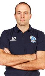 Heorhi Kandrusevich basketball