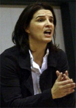 Eleni Kapogianni basketball