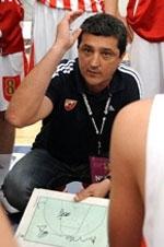 Slobodan Klipa basketball
