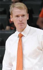 Eric Konkol basketball