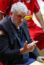 Zoran Kostic basketball