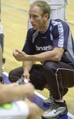 Geoff Kotila basketball