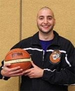 Nandor Kovacs basketball