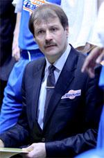 Gintaras Krapikas basketball