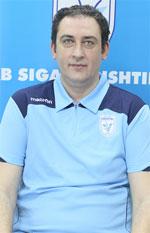 Arben Krasniqi basketball