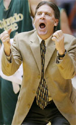 Dale Layer basketball