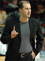 Bojan Lazic basketball