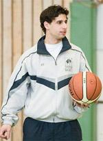 David Leman basketball