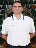 Nicos Linoxilakis basketball