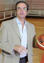 Carlos Lisboa basketball
