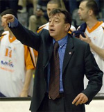 Zeljko Lukajic basketball