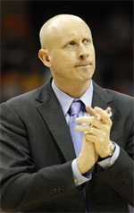 Chris Mack basketball