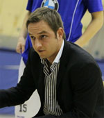 Kevin Magdowski basketball