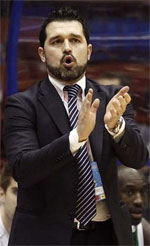 Alessandro Magro basketball