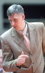 Andrey Maltsev basketball