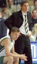 Zoran Martic basketball
