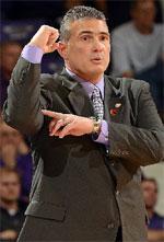 Frank Martin basketball