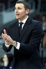 Nikolajs Mazurs basketball
