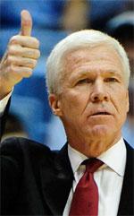 Bob McKillop basketball