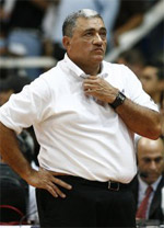 Flor Melendez basketball