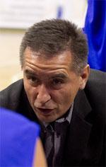 Waldemar Mendel basketball